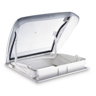 Люк накрышный Dometic Mini Heki Style (c принуд. вент., для крыши 25-42мм)